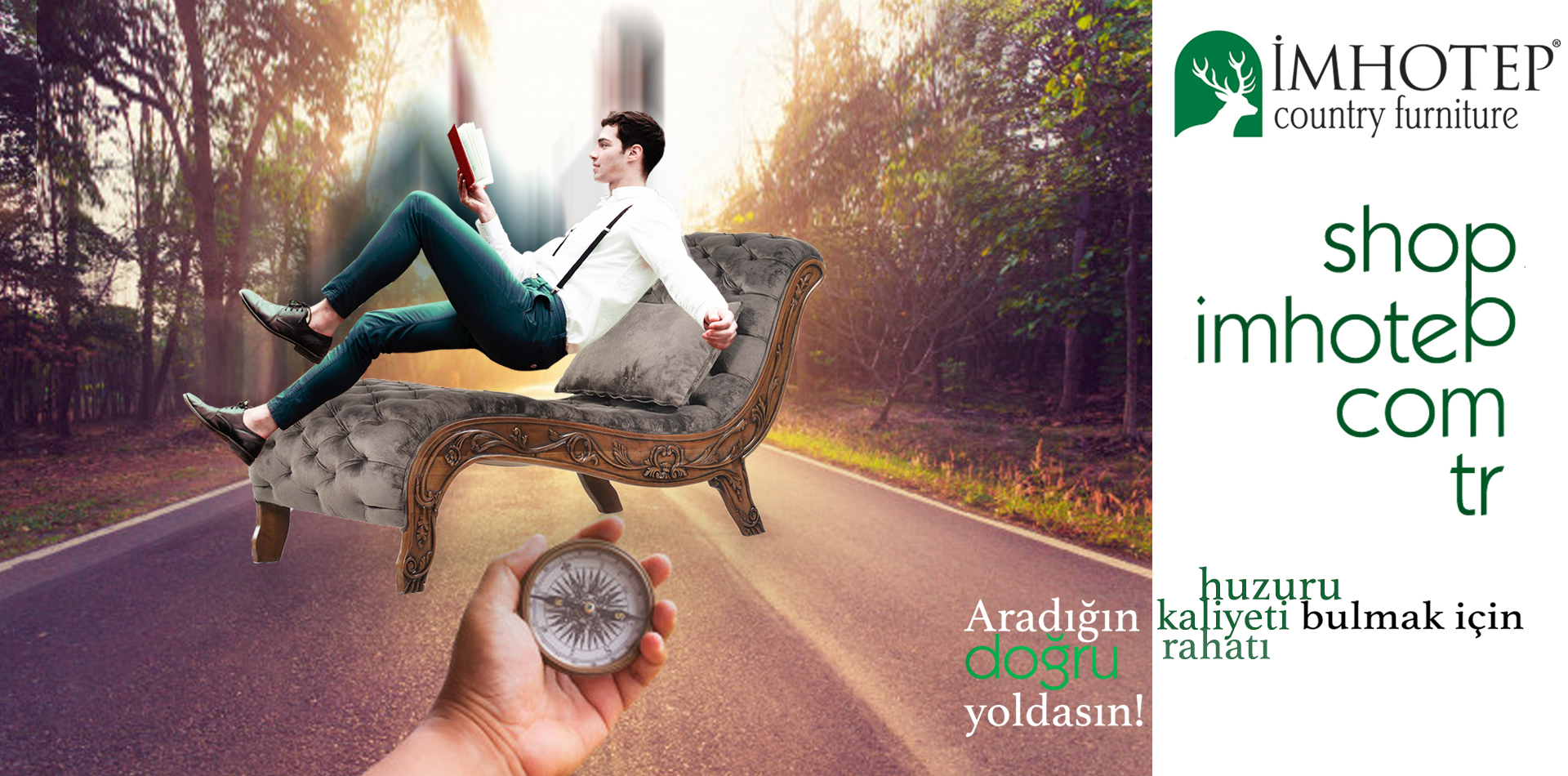 IMHOTEP MOBİLYA